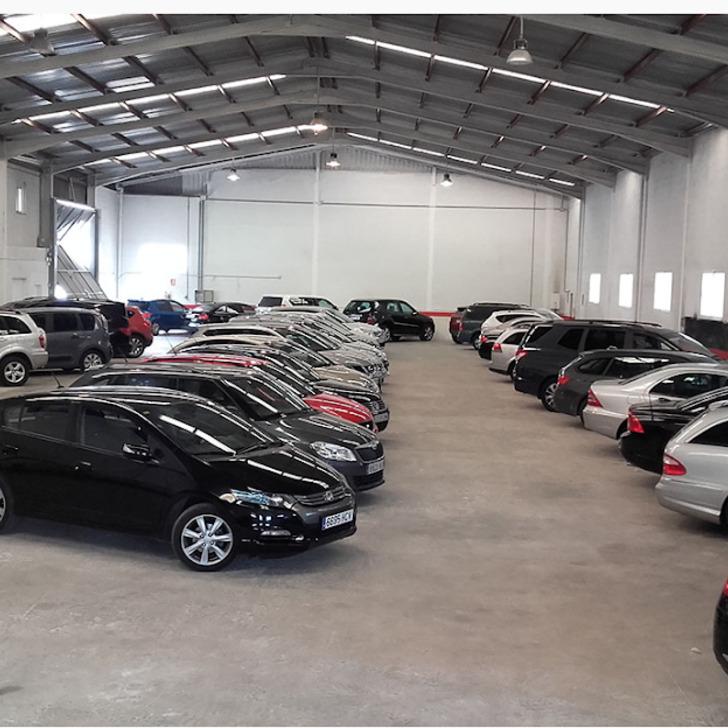 LOWCOSTPARKING Discount Parking (Overdekt) Valencia
