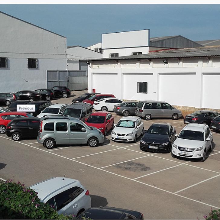 LOWCOSTPARKING Discount Parking (Exterieur) Valencia