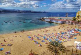 Las Canteras car parks in Las Palmas de Gran Canaria - Book at the best price