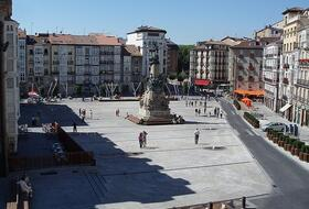 Car parks in Vitoria city centre - Book at the best price