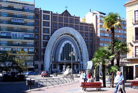Plaza de España car parks in Valladolid - Book at the best price