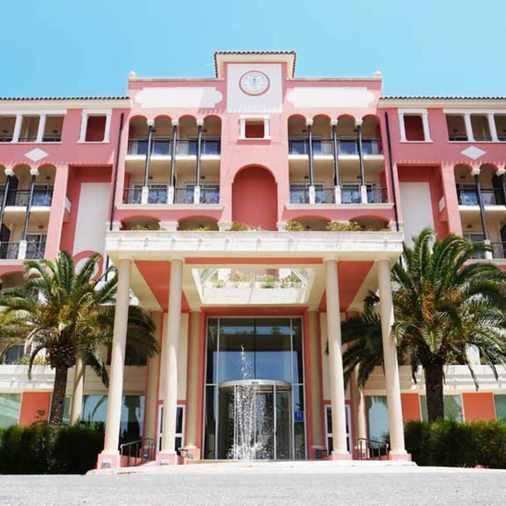 Parking Hôtel BONALBA ALICANTE (Couvert) Mutxamel