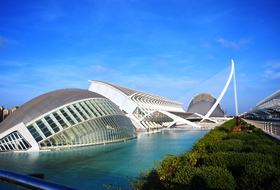 Puntos de Interés Valencia car parks in Valencia - Book at the best price