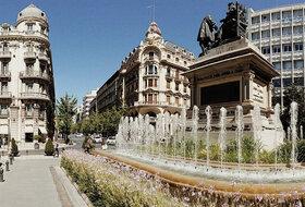 Severo Ochoa car parks in Granada - Book at the best price