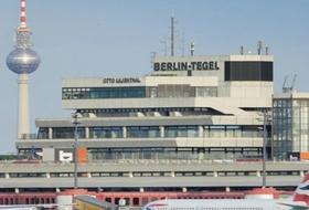 Parques de estacionamento Aeroporto de Berlim-Tegel - Reserve ao melhor preço