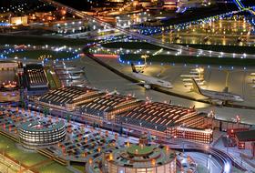 Parkings Aéroport Helmut-Schmidt de Hambourg - Réservez au meilleur prix