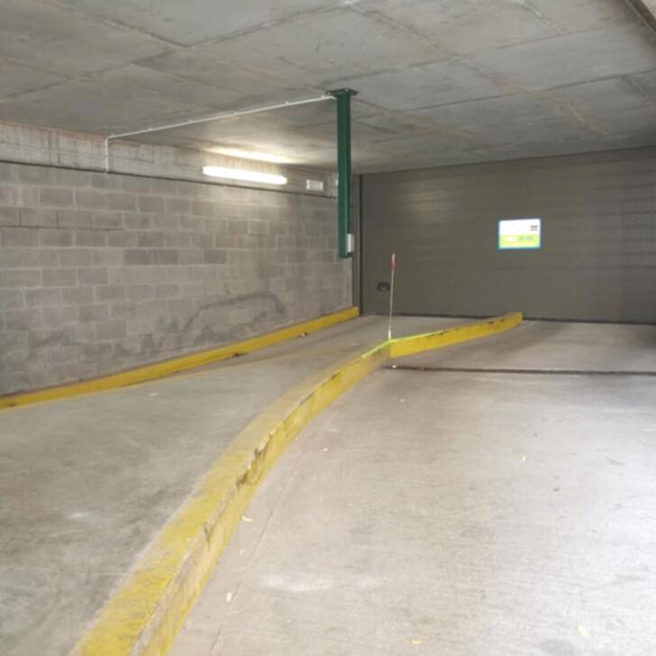 Parking Público BEPARK PARKING SCHUMAN (INSTITUTIONS EUROPÉENNES) (Cubierto) Bruxelles