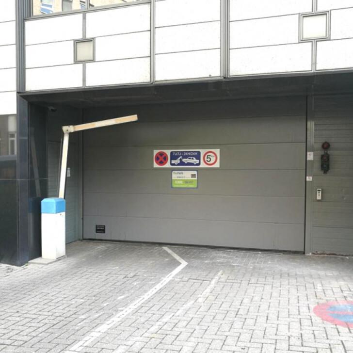 Parcheggio Pubblico BEPARK GARE DE BRUXELLES-LUXEMBOURG (Coperto) Ixelles