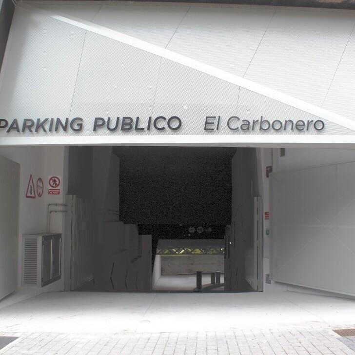 Parking Público EL CARBONERO (Cubierto) Oviedo