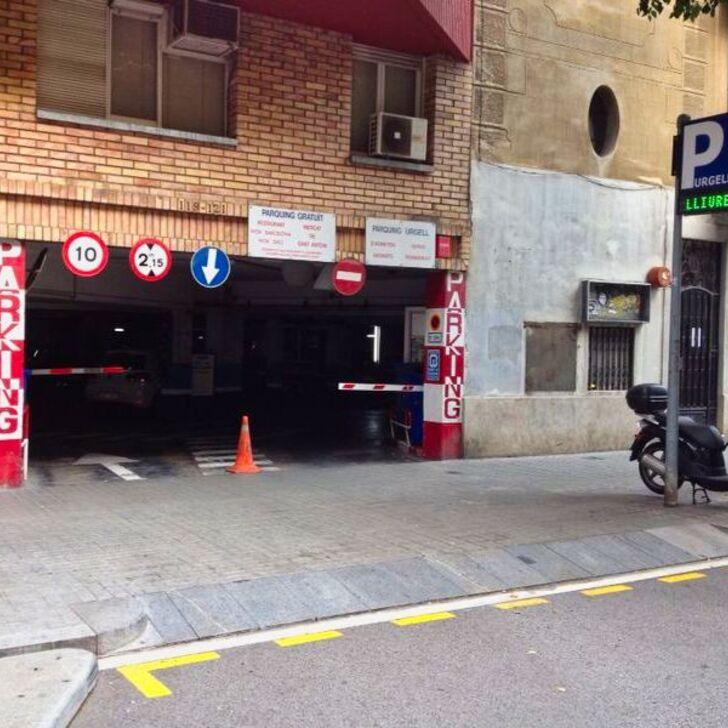 Parking Public URGELL (Couvert) Barcelona