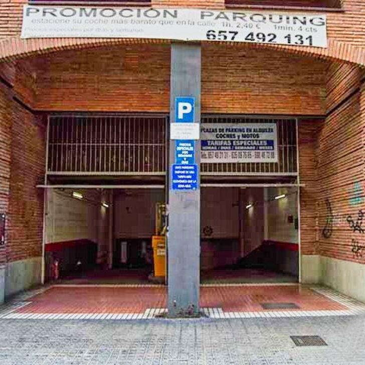 Parking Public RASINA HOUSE (Couvert) Barcelona