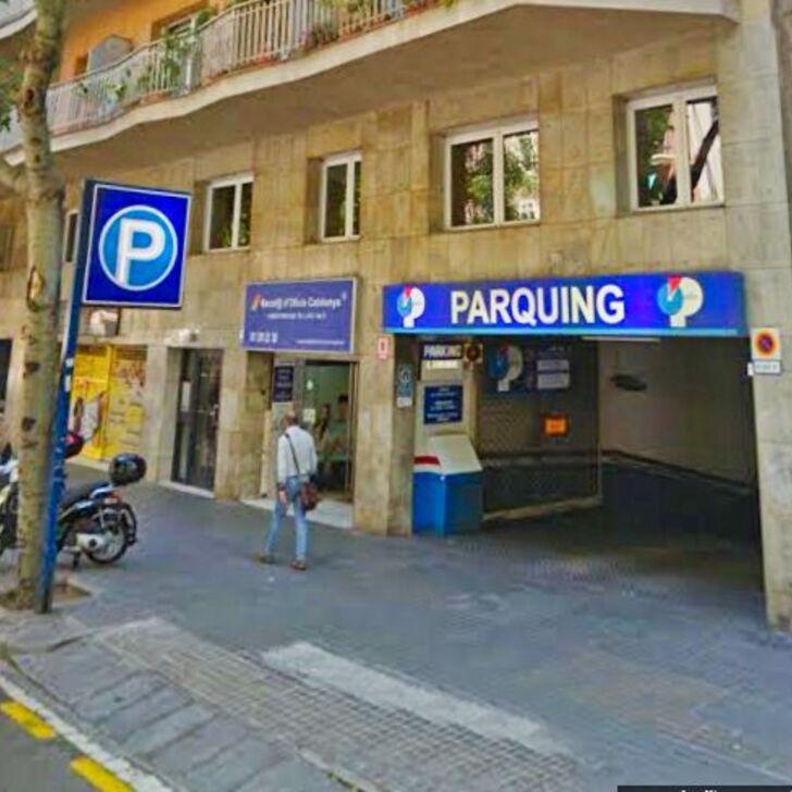 APARCAMENT CONSELL DE CENT BAILÉN Public Car Park (Covered) Barcelona