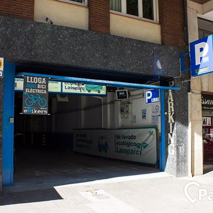 Parking Público PROMOPARC INDUSTRIA NOU (Cubierto) Barcelona