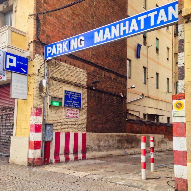 Parking Público MANHATTAN (Cubierto) Barcelona