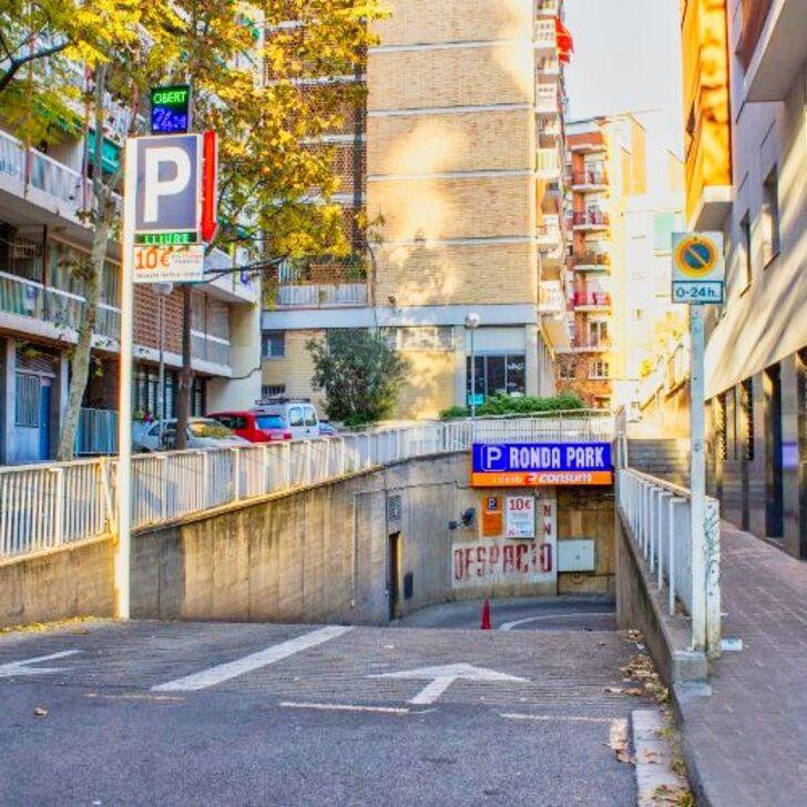 Parking Public RONDA PARK (Couvert) Barcelona