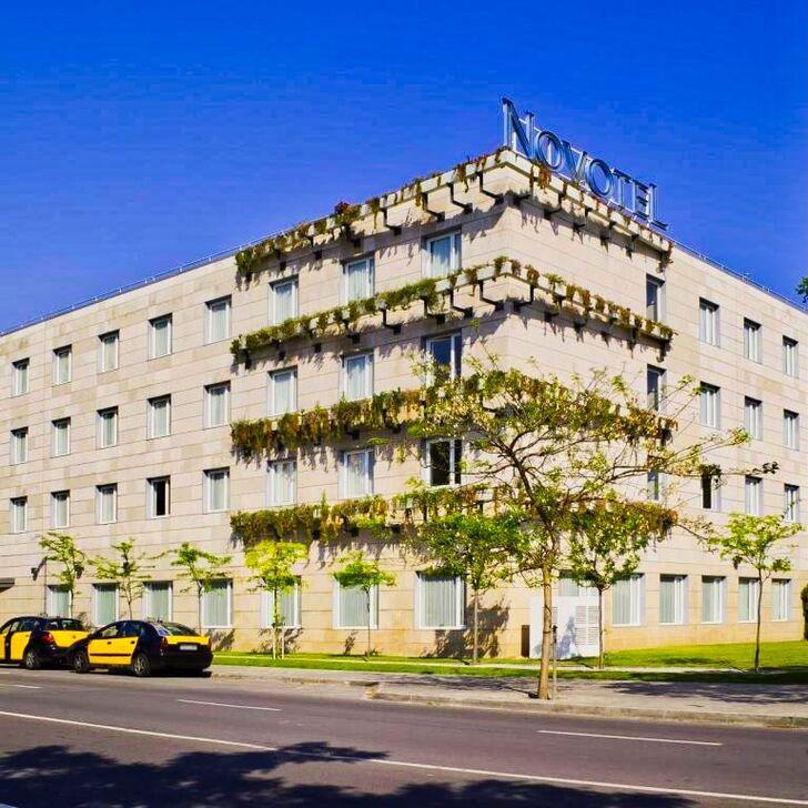Parking Hotel NOVOTEL BARCELONA CORNELLA (Cubierto) Cornellà de Llobregat