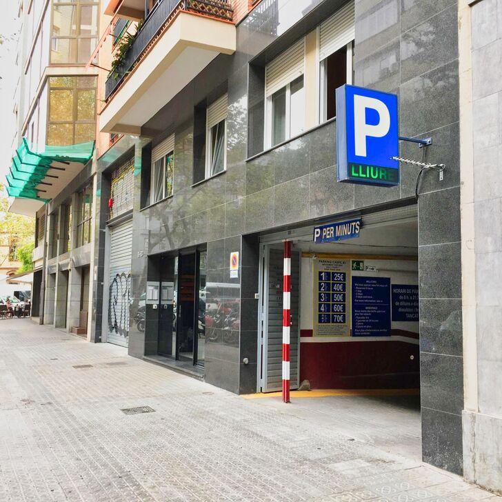 Parking Público CASP (Cubierto) Barcelona