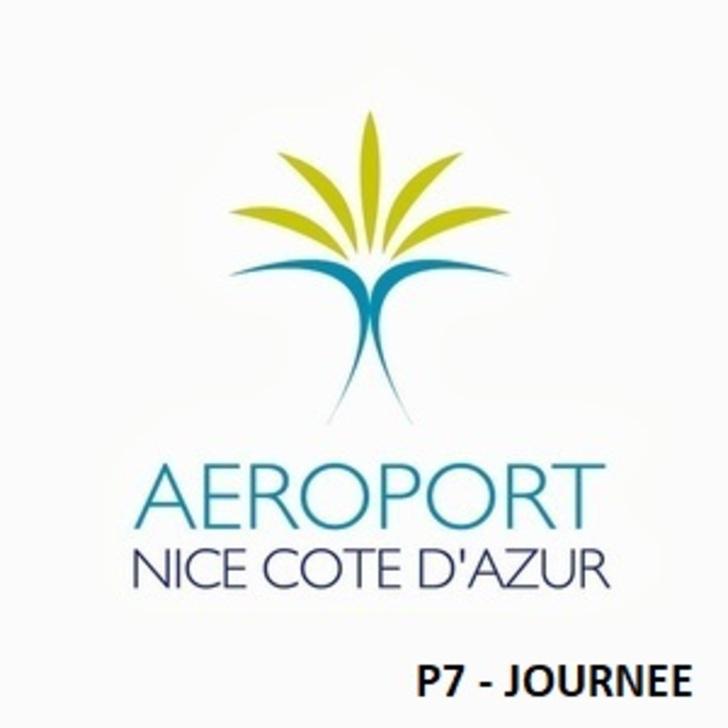 Parking Officiel AÉROPORT DE NICE CÔTE D'AZUR P7 - Journée (Couvert) Nice