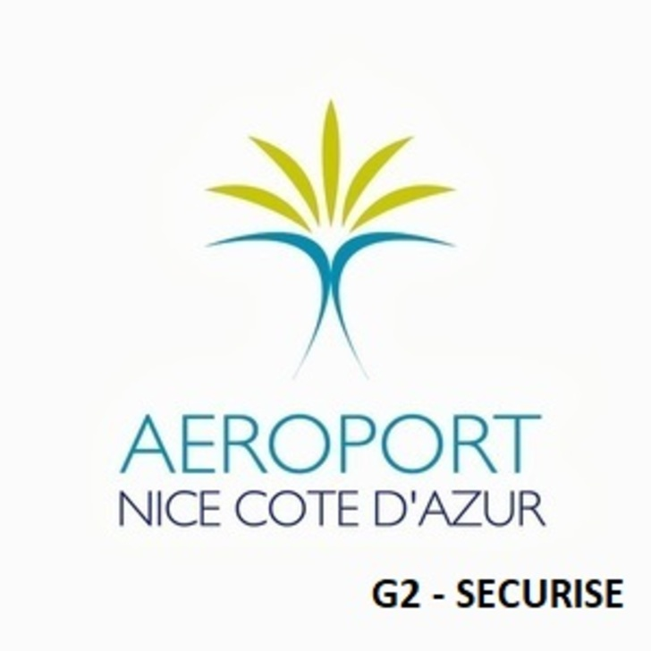 AÉROPORT DE NICE CÔTE D'AZUR G2 - Beveiligd Officiële Parking (Overdekt) Nice