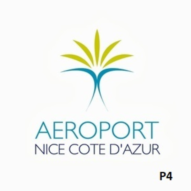 Parking Officiel AÉROPORT DE NICE CÔTE D'AZUR P4 (Extérieur) Nice