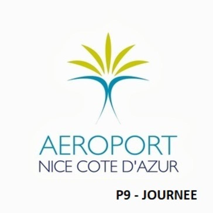 Offiziell Parkhaus P9 AÉROPORT DE NICE CÔTE D'AZUR (Extern) Nice