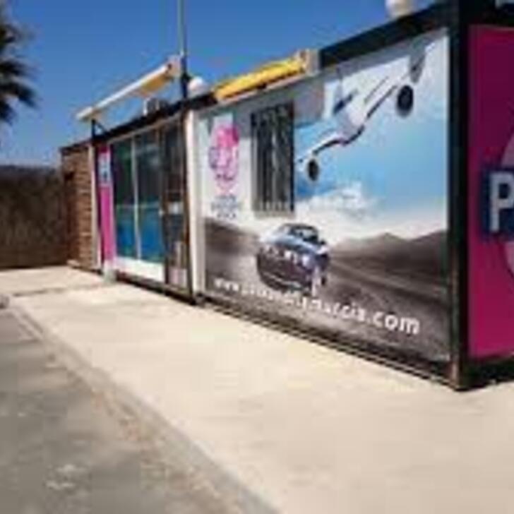 PARK AND FLY Valet Service Car Park (External) Santiago de la Ribera, Murcia