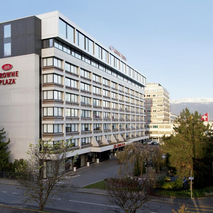 CROWNE PLAZA GENEVA AIRPORT Hotel Car Park (Covered) Cointrin