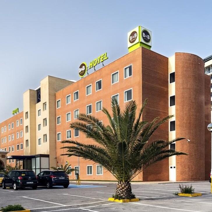 Parking Hôtel B&B ALICANTE (Extérieur) Alicante