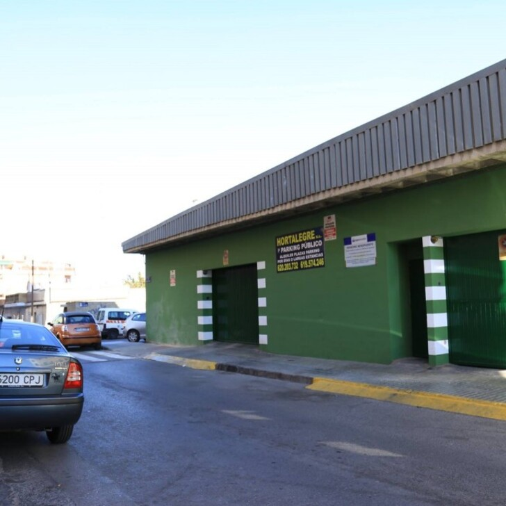 Parking Low Cost HORTALEGRE (Cubierto) Valencia