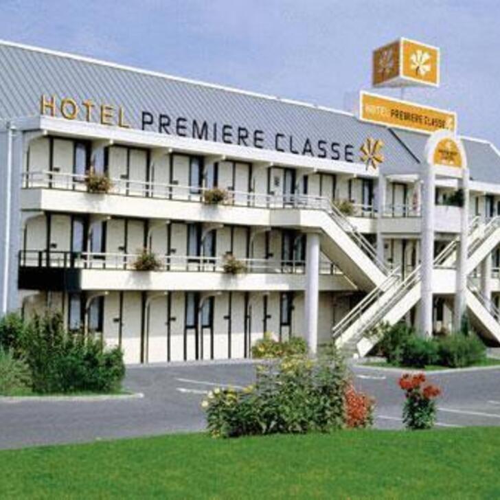 PREMIÈRE CLASSE CARCASSONNE Hotel Car Park (External) Carcassonne