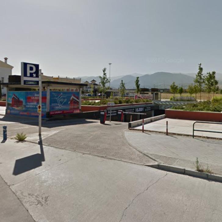 Parking Public NUEVO LOS CÁRMENES (Couvert) Granada