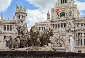 Parkings Plaza de Cibeles à Madrid - Réservez au meilleur prix