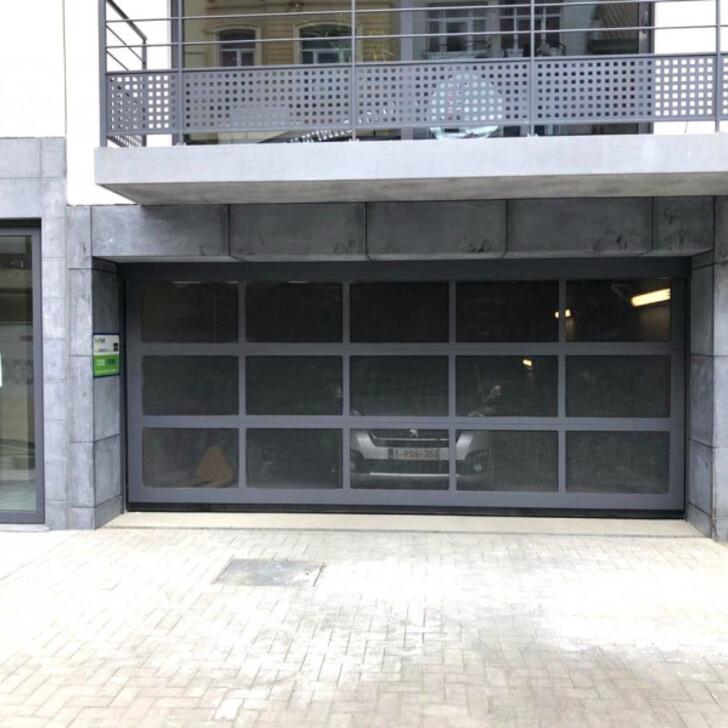BEPARK ROSSINI BARA GARE DU MIDI Public Car Park (Covered) Anderlecht