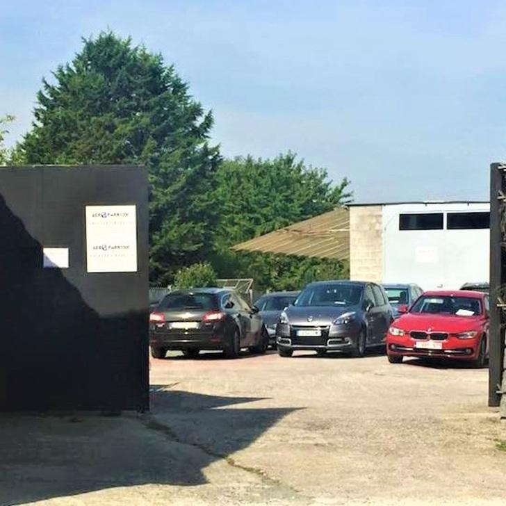 Parcheggio Low Cost AÉROPARK1000 (Esterno) Bruxelles