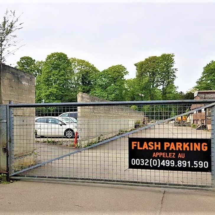 Discount Parkhaus FLASH PARKING (Extern) Jumet