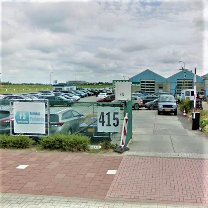 P5 PARKEREN Discount Car Park (External) Roelofarendsveen