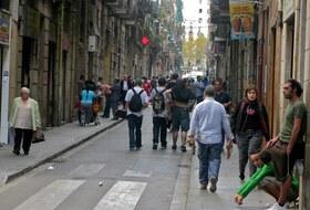 Parcheggi El Raval a Barcelona - Prenota al miglior prezzo