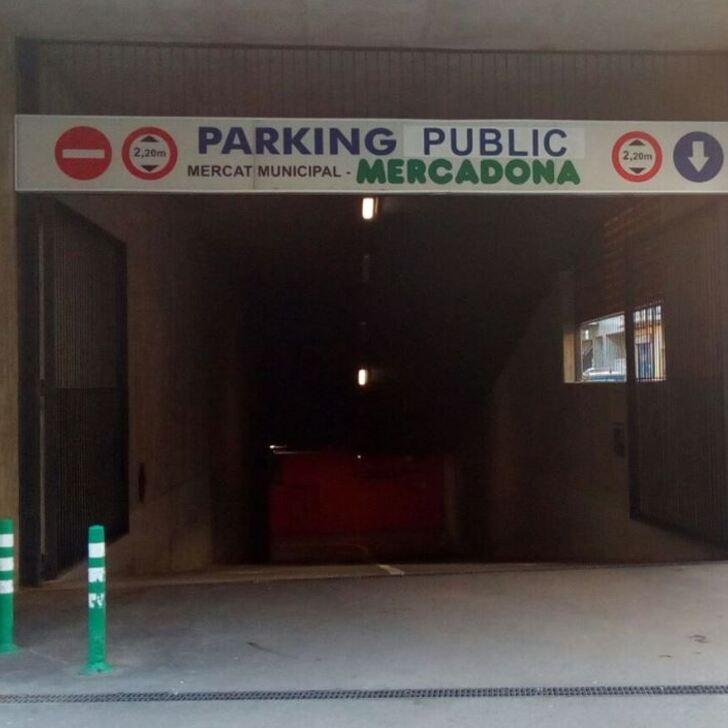 MERCAGAVÀ Public Car Park (Covered) Gavà