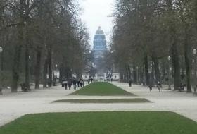 Parkplätze Brüsseler Park in Bruxelles - Buchen Sie zum besten Preis