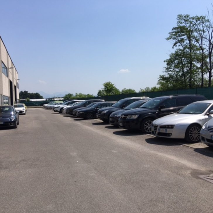 Parking Low Cost ORIO PARKING (Exterior) Azzano san paolo (BG)