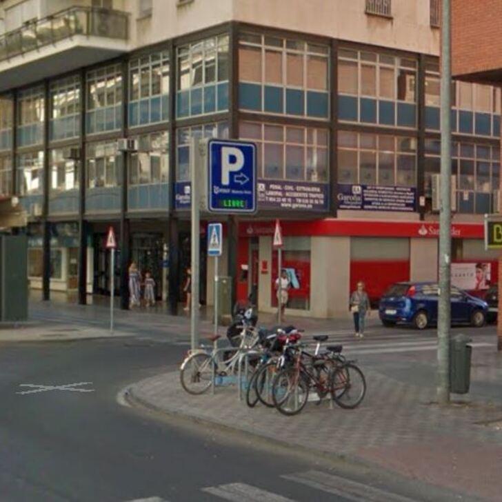 Parking Público INSUR BUENOS AIRES (Cubierto) Sevilla