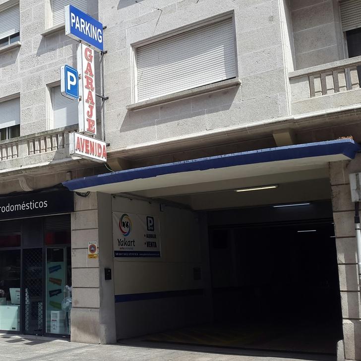 Parking Public GARAJE AVENIDA VIGO (Couvert) Vigo