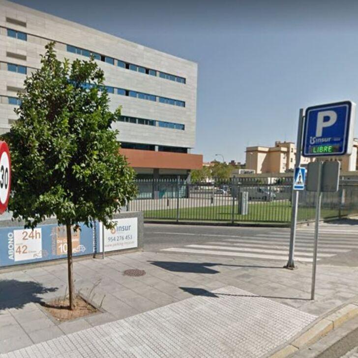 Estacionamento Público INSUR (Coberto) Sevilla