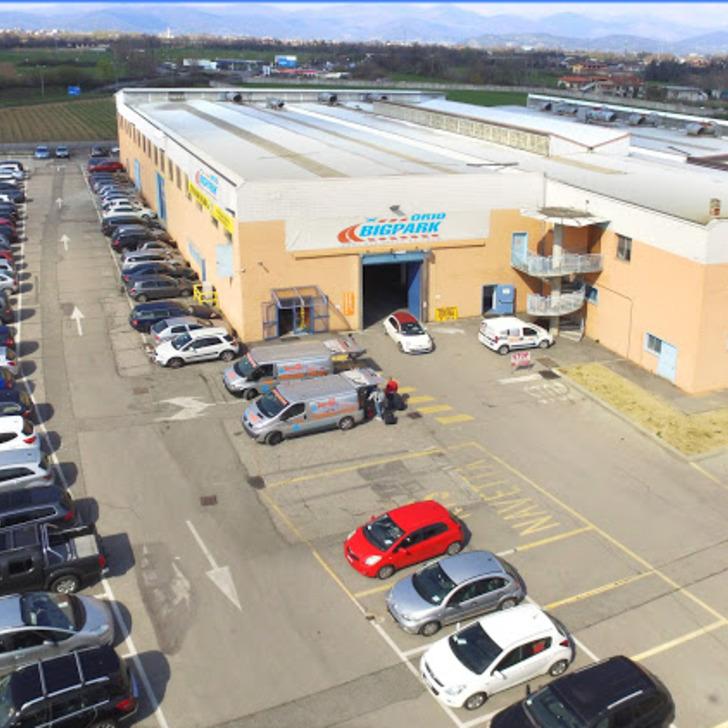 ORIO BIG PARKING Discount Car Park (External) Seriate