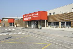 Parques de estacionamento Aeroporto de Carcassonne - Reserve ao melhor preço