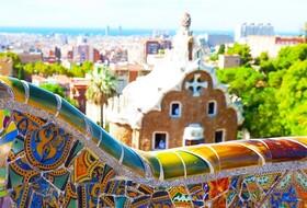 Parques de estacionamento Park Guell em Barcelona - Reserve ao melhor preço