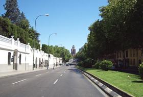 Parkeerplaatsen María de Molina in Madrid - Boek tegen de beste prijs