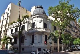 Calle de Fernández de la Hoz car parks in Madrid - Book at the best price