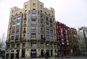 Calle de Santa Engracia car parks in Madrid - Book at the best price