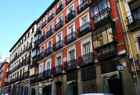 Augusto Figueroa car parks in Madrid - Book at the best price